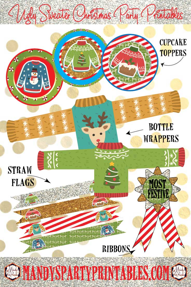 Make Your Own Ugly Sweater